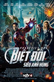 The Avengers – Biệt đội siêu anh hùng (2012)