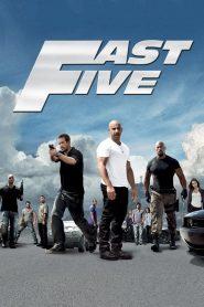 Fast Five – Quá Nhanh Quá Nguy Hiểm 5: Phi Vụ Rio (2011)