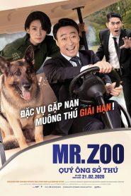 Mr. Zoo: The Missing VIP – Quý Ông Sở Thú (2020)
