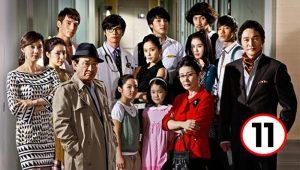 Gia đình là số 1 phần 2 (Hàn Quốc) – Tập 11