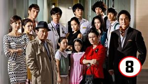 Gia đình là số 1 phần 2 (Hàn Quốc) – Tập 8
